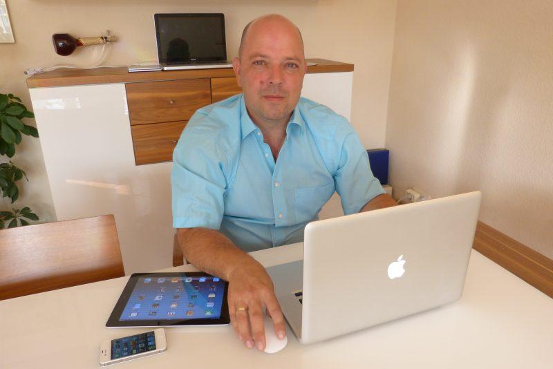 Martin Nittscher - Ihr zertifizierter Mac-Spezialist